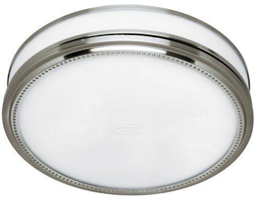 Hunter 83001 Ventilation Riazzi Bathroom Exhaust Fan with Light  Brushed  Nickel  Bathroom Vent Fan. 34 best Lighting images on Pinterest