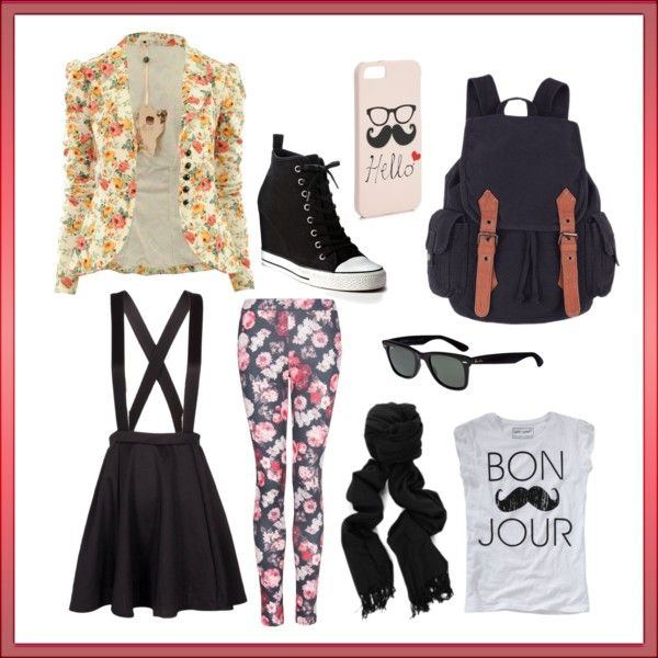 """good time"" by nurulcnisa on Polyvore"