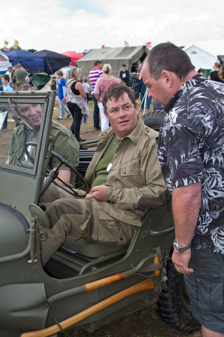 Wheeler Dealers come to the 2012 Show
