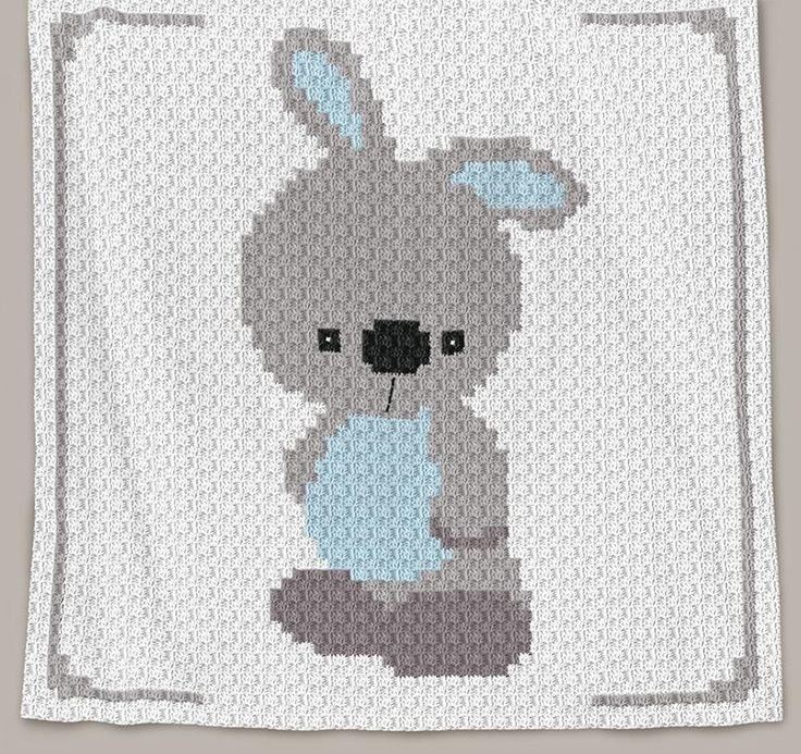 This pattern is available for instant download as a PDF file. It includes full Row-by-Row written instructions and a colour chart.