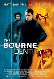 The Bourne Identity: El caso Bourne Poster