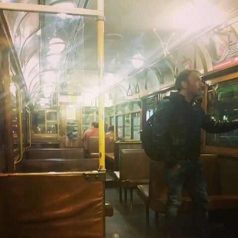 35 City Circle Tram. No journey is complete without being on this.