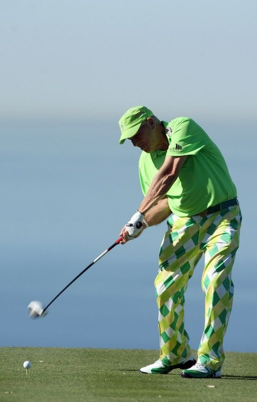 Loudmouth Golfing Clothing by John Daly