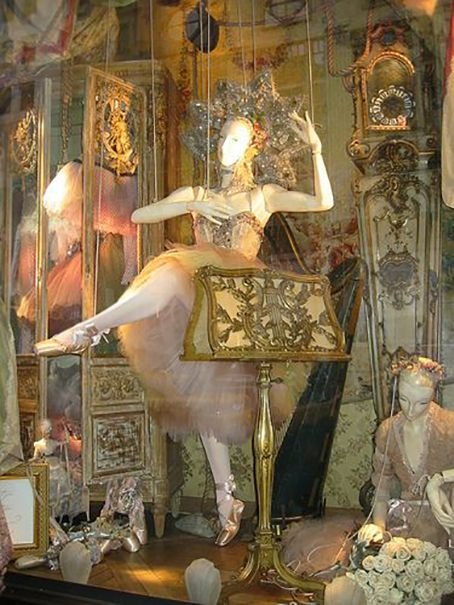 I saw it in the Window...Bergdorf Goodman, photo by AGA~mum, via Flickr.