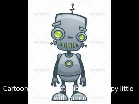 lied mijn naam is robbie robot