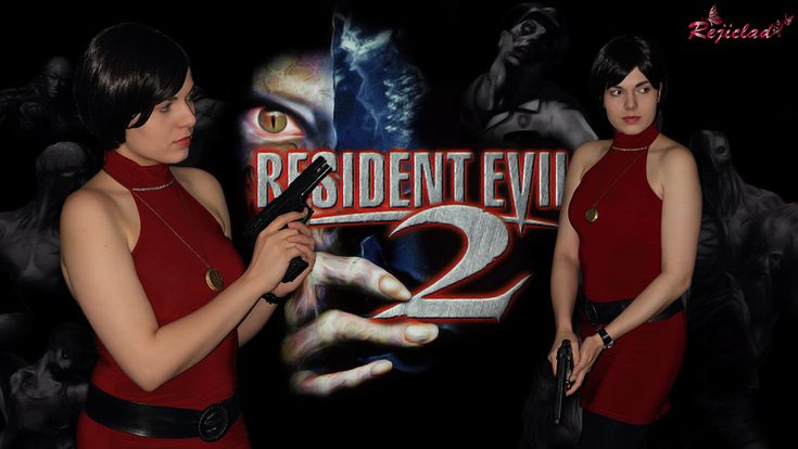 Ada Wong - Resident Evil / Biohazard 2 cosplay by Rejiclad