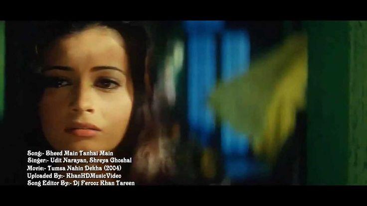 """Bheed Mein Tanhai Mein""   Full Video Song   Tumsa Nahin Dekha   Emraan ..."