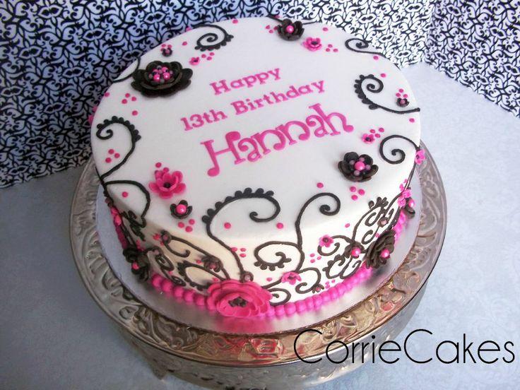 133 best sheet cakes images on Pinterest Birthdays Cake ideas and