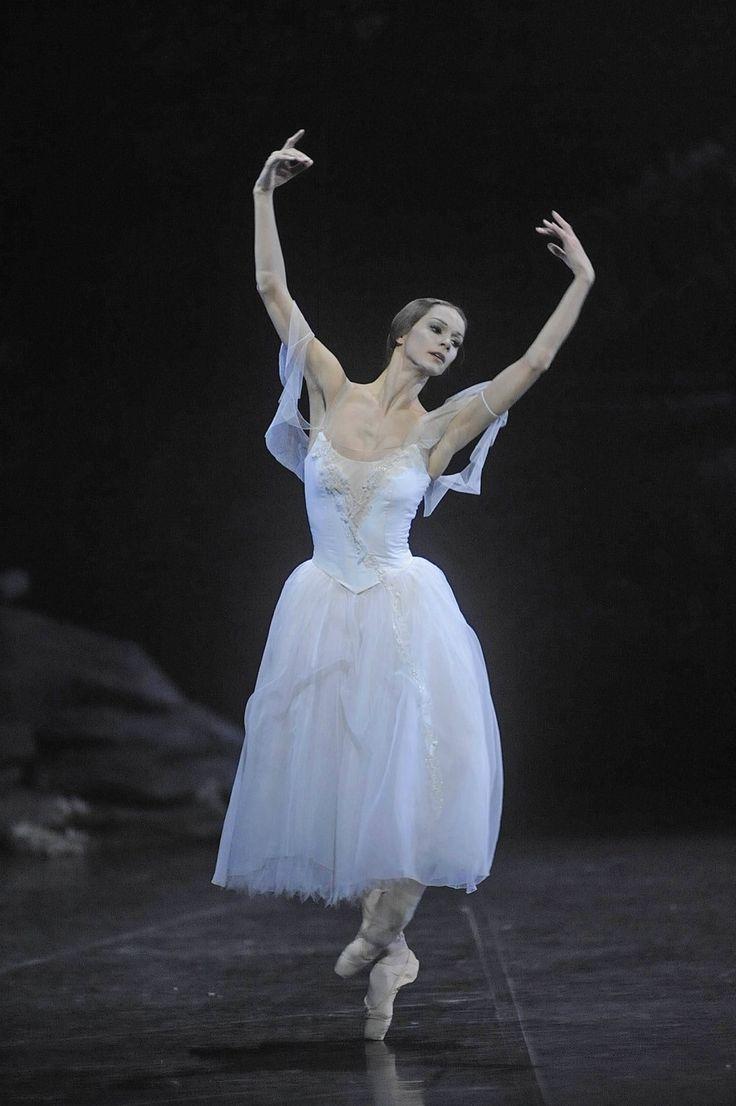 Polina Semionova gilt als beste Ballerina ihrer Zeit