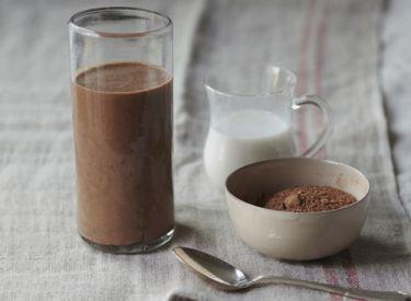 Chocolade love smoothie Vivonline Viv Online