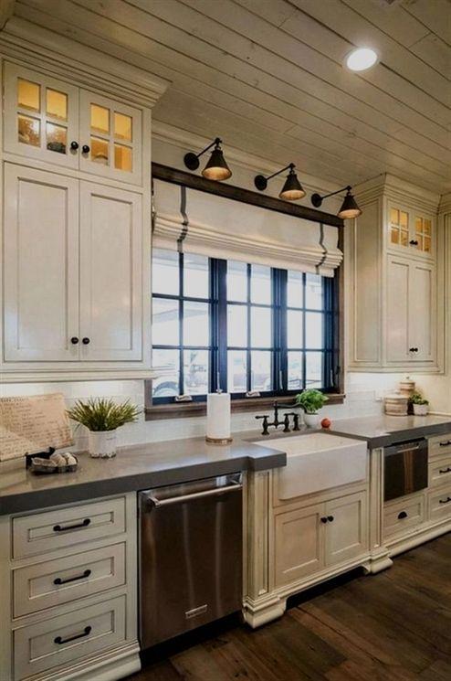 57 Modern Rustic Farmhouse Kitchen Cabinets Ideas Kitchencabinets