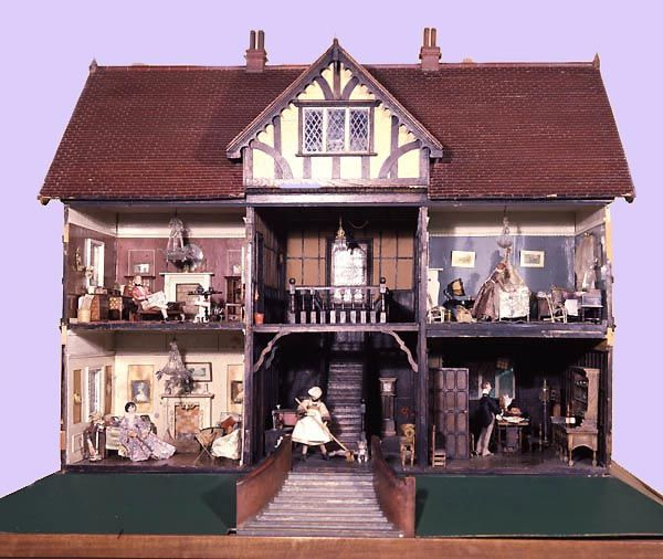 303 Best Dolls House Museums. Images On Pinterest