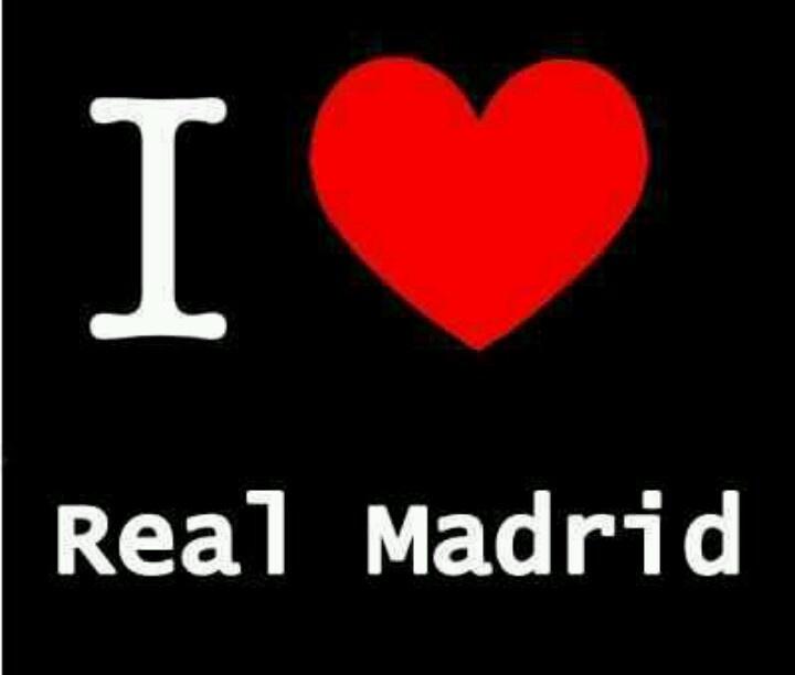 I ♥ Real Madrid