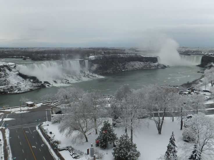 The Best Fallsviews in Niagara Falls are located at the Sheraton on the Falls on Falls Avenue Resort