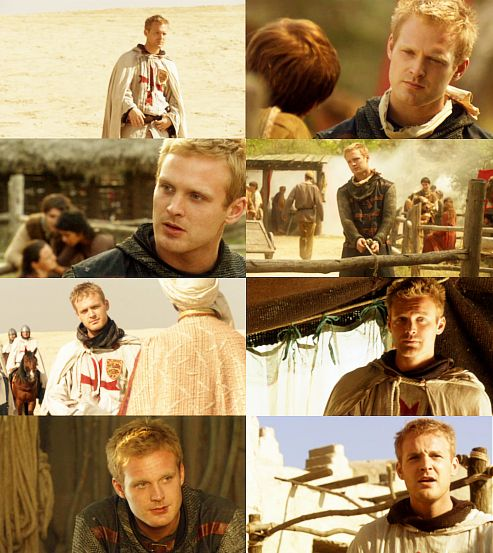 """Joseph Kennedy as Carter in BBC Robin Hood- he was one of my favorites! Why do all the cute guys on BBC die? It's like they just sit there in their office """"Hey he is attractive so let's kill him"""" jealous much? Haha"""