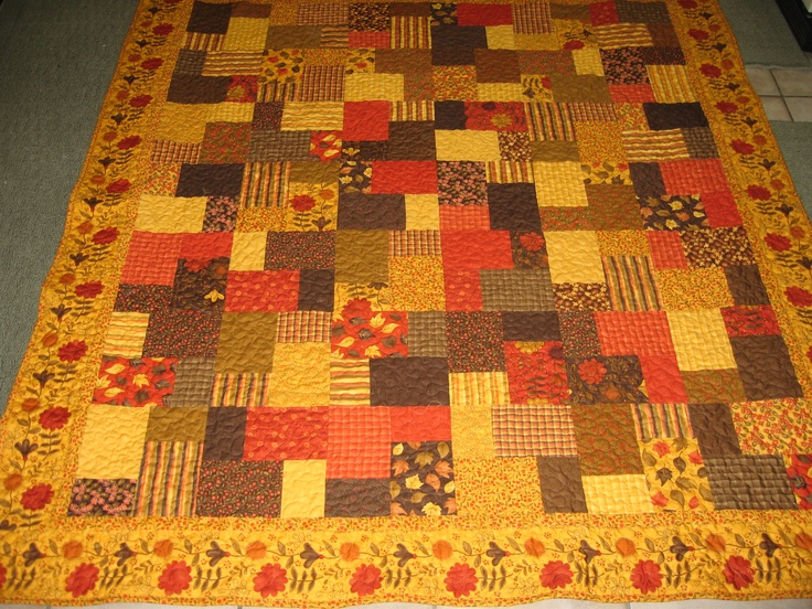 17 Best Images About Thanksgiving Quilts On Pinterest