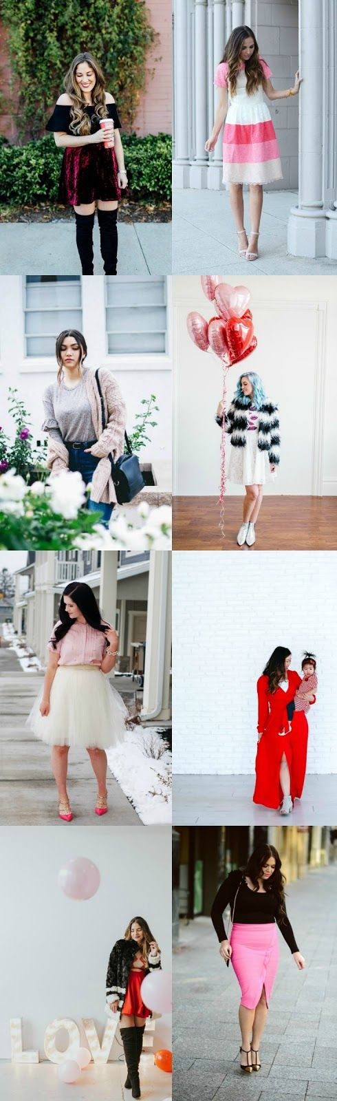 Valentine's Day outfit ideas casual   date night outfit ideas   romantic outfit ideas   mommy and me outfits