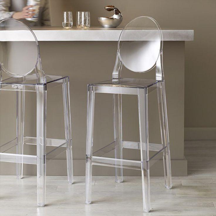 Via Garibaldi 12 - Vetrina on-line - Arredo e decorazione - Kartell - Chairs - sgabello One More Please