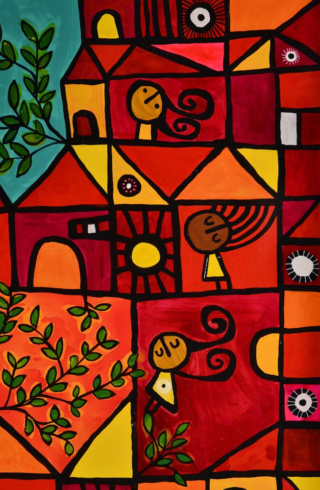 De la Serie Día de Sol – R004 - Lucila Manchado