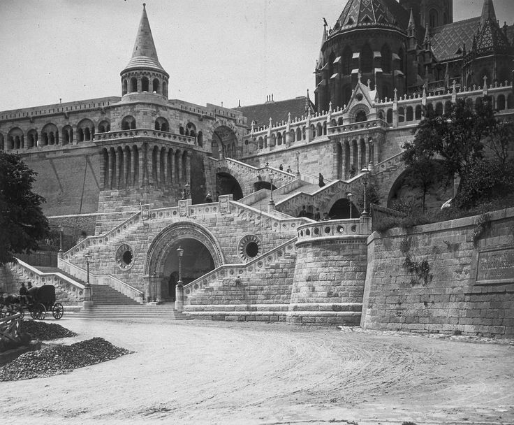 Fisherman's Bastion, Matthias Church