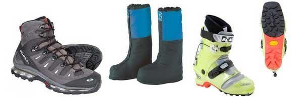 Какие ботинки для зимнего похода