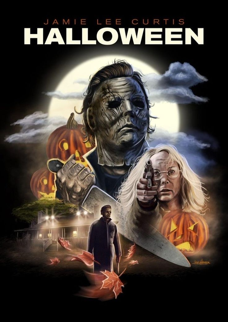 Pin by Paul Overton on Halloween Movie in 2020 Horror