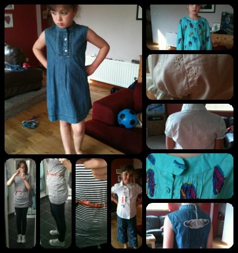 TK Maxx Mum/Dad V. Kids Style Challenge