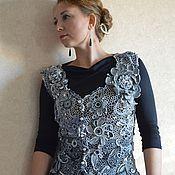 Магазин мастера Светлана Фурман (Furmansvetlana): жилеты, воротнички, галстуки, бабочки, варежки, митенки, перчатки, пиджаки, жакеты