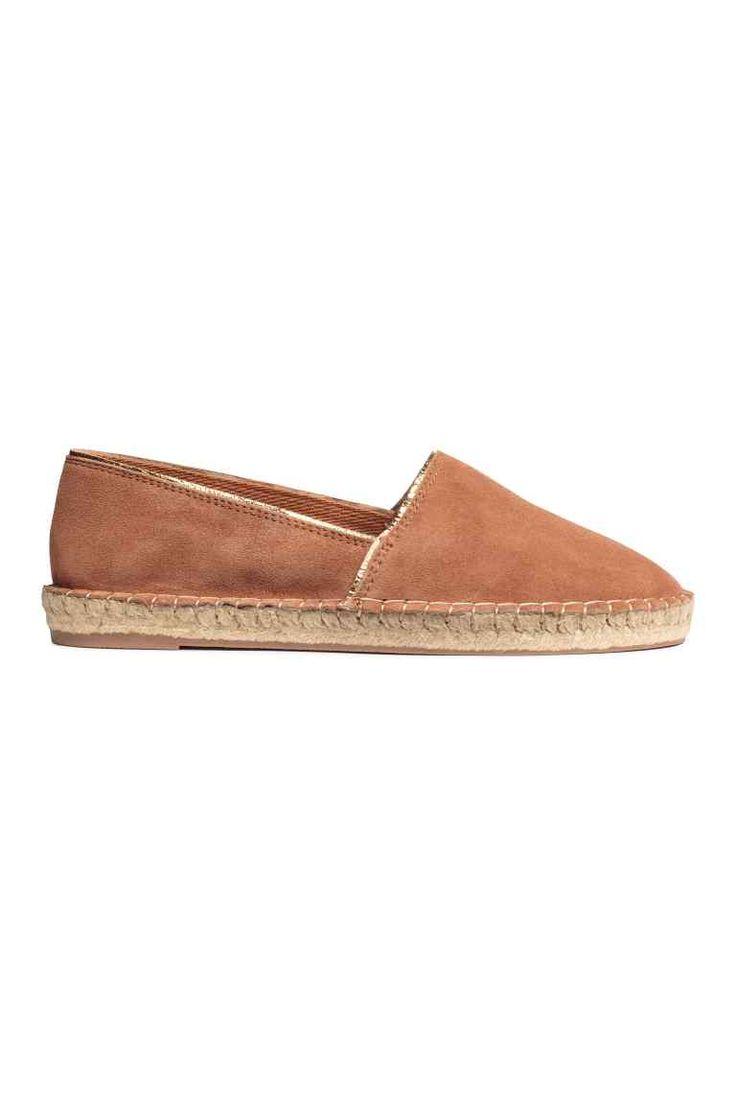 Espadrilles cipő - Barna - NŐI | H&M HU 1