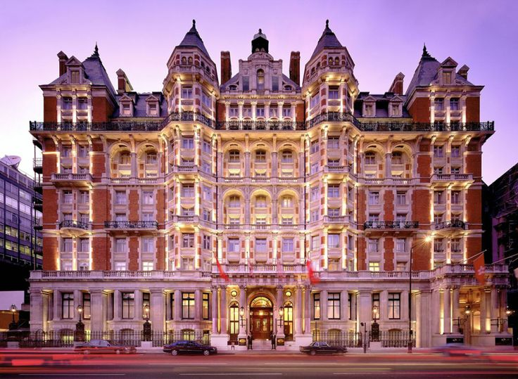 Mandarin Oriental London United Kingdom The Iconic Is A Landmark Near Hyde Park In Have Stayed Here Many Times