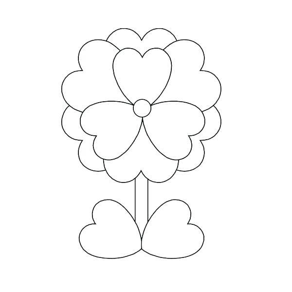 Free Coloring Pages Hearts Coloring Pages Of Hearts And ...