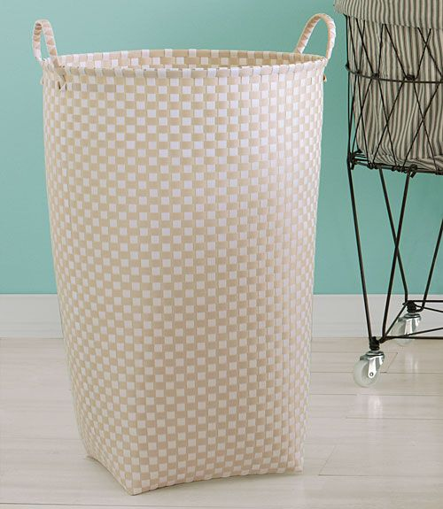 Cute laundry basket