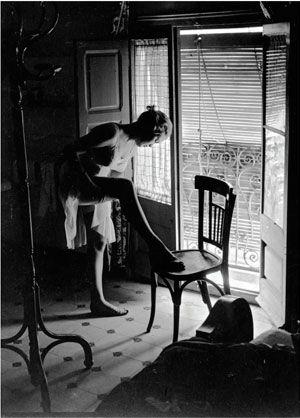 """Grete"". Photo: Viggo Rivad (b. 1922)"