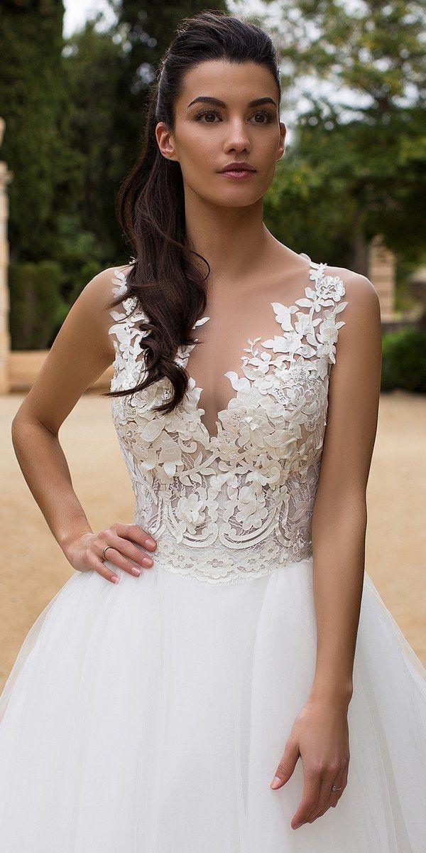 Milla Nova Bridal 2017 Wedding Dresses norina / http://www.deerpearlflowers.com/milla-nova-2017-wedding-dresses/5/