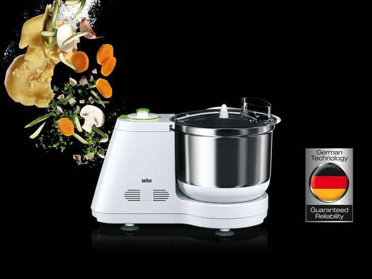 Braun Kitchen machine KM 3050