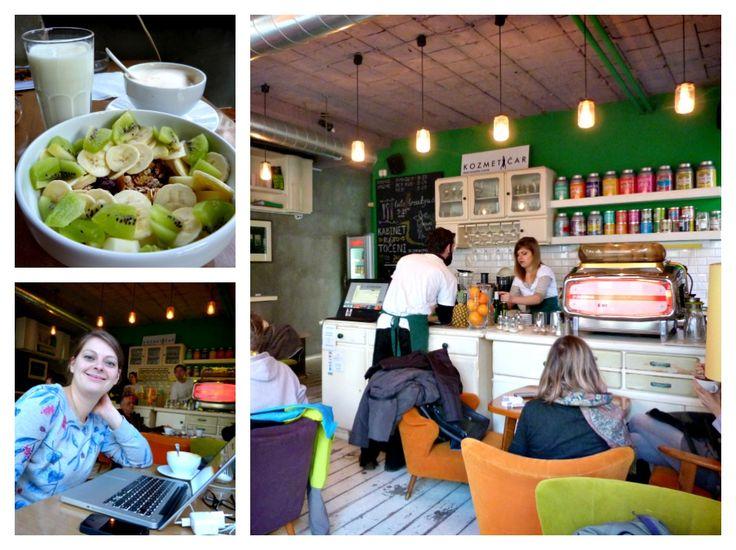 Kafe Kozmetičar, Belgrado   Servië