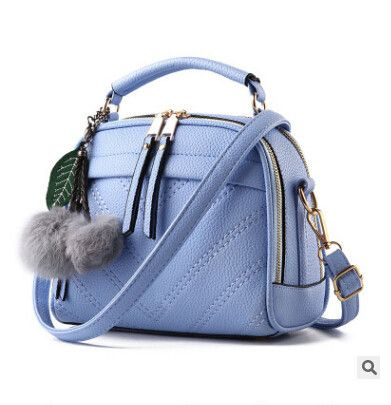 DIDA BEAR 2017 New women messenger bags lady cute handbags Girls shoulder bag bolsas Gray Pink Black Blue Beige Sac A Epaule