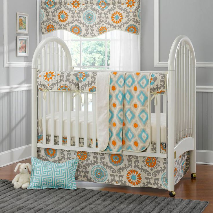 27 best Baby Girl Crib Bedding Sets images on Pinterest Baby