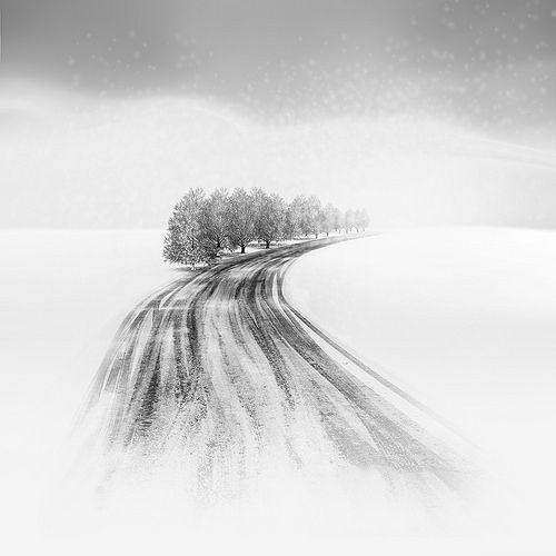 Snowscape | par Vassilis Tangoulis| Photography