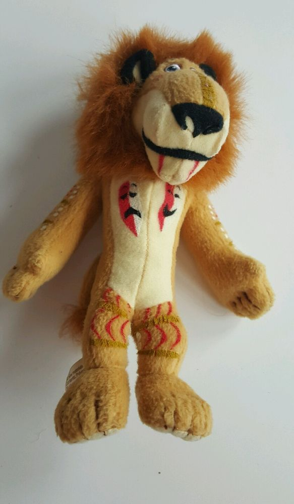 Madagascar 2 Alex Plush Toy Dreamworks | Toys & Hobbies, TV, Movie & Character Toys, Madagascar | eBay!