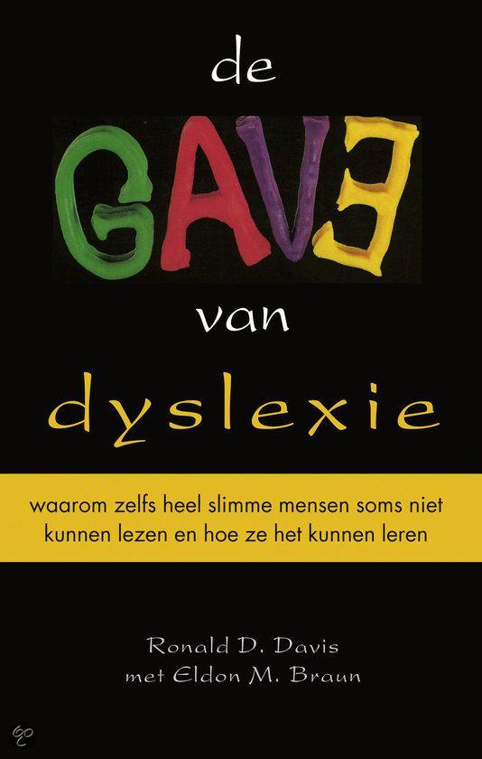 bol.com | De gave van dyslexie, Ronald Davis & Eldon Braun | Boeken