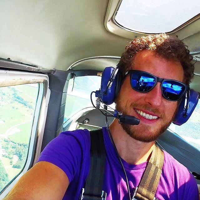 View from inside the cabin #cessna #airplane #air #fly #flying #enjoylife #selfie #selfies #like4like #likes4like #likeforlike #amazing #holiday #holidays #luxurylifestyle #luxury #letsgo #pilot #pilotlife #goodtimes #gopro #picoftheday #pointofview #oakley #sunny #slovenia #italy