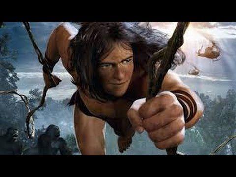 (56) Tarzan Full Movie NEW!!! - Tarzan Disney English Cartoon - YouTube