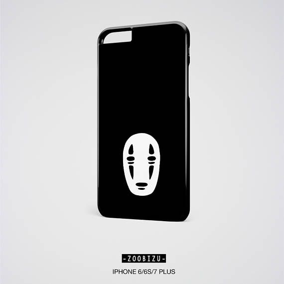 Noface Samsung Galaxy S8 Plus Case Spirited Away iPhone 7 Case Studio Ghibli iPhone 7 Plus Case Miyazaki iPhone 6 Plus Case Anime Phone Case by zoobizu from zoobizu. Find it now at http://ift.tt/2r0UQFs!