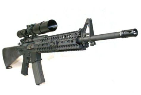 Most Powerful Air Rifle | ... GI DMR Airsoft Gun Top 5 Most Expensive Airsoft Guns in the World