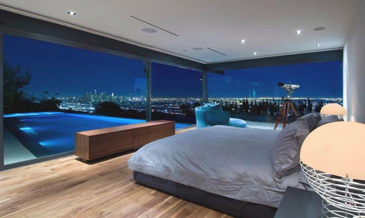 Дом в стиле хай-тек Мэттью Перри в Лос-Анджелесе