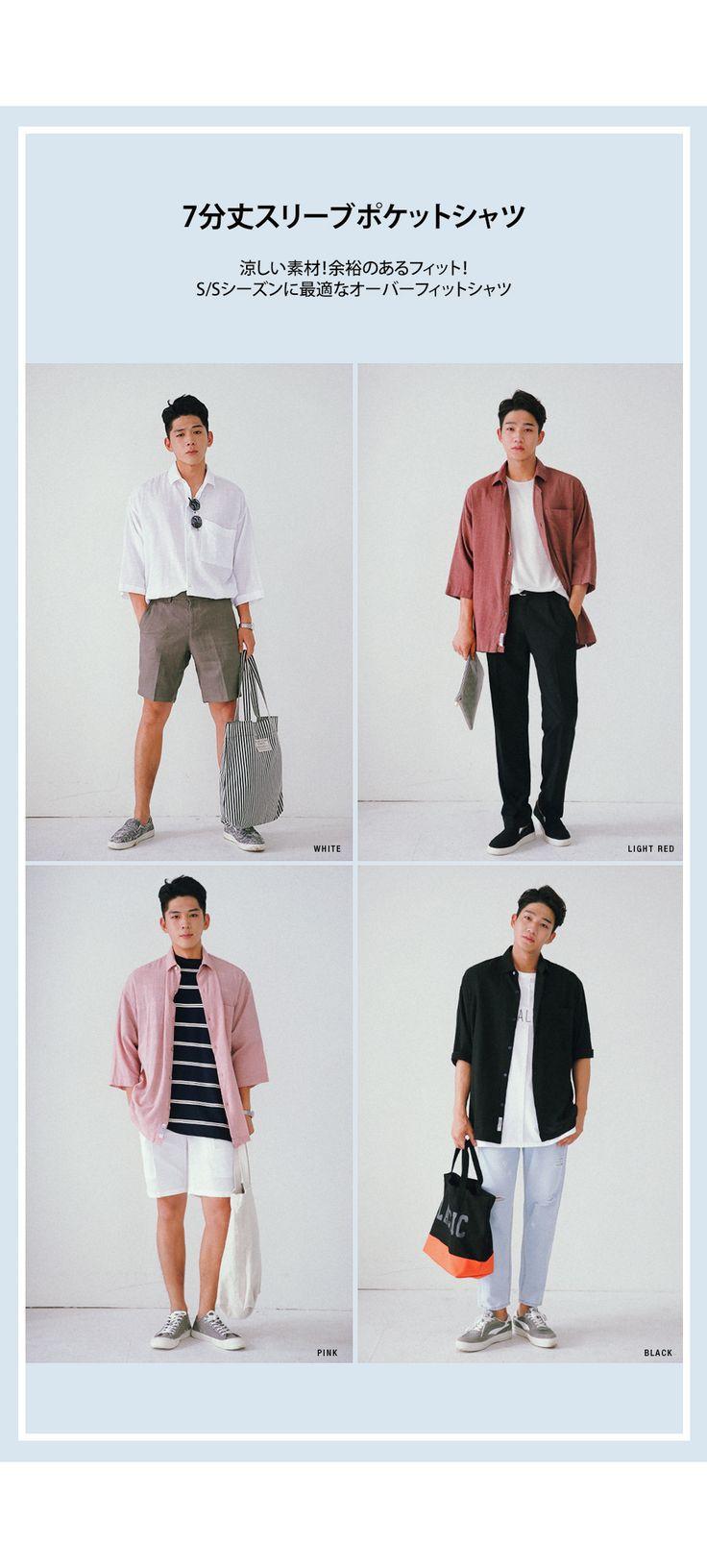リネン混7分丈スリーブポケットシャツ・全6色シャツシャツ|レディースファッション通販 DHOLICディーホリック [ファストファッション 水着 ワンピース]