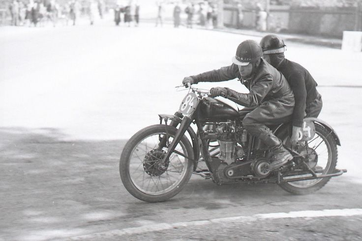 E024. Sidecar racing in the 50s