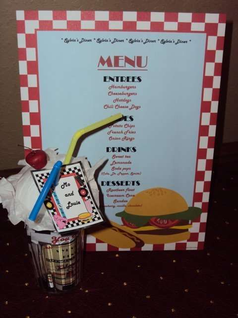 Sock Hop 50'S Theme Birthday Party Ideas | Photo 6 of 35 | Catch My Party