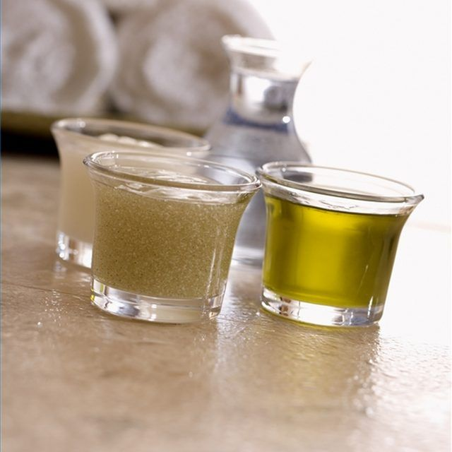 Use Olive Oil to Soften Feet